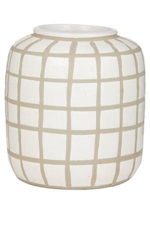 Amalfi - Amalfi Cedar Vase 23cm