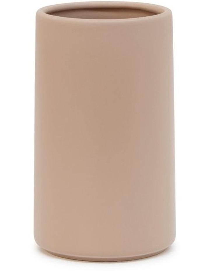 Hugo Vase - 19cm - Brandy image 1