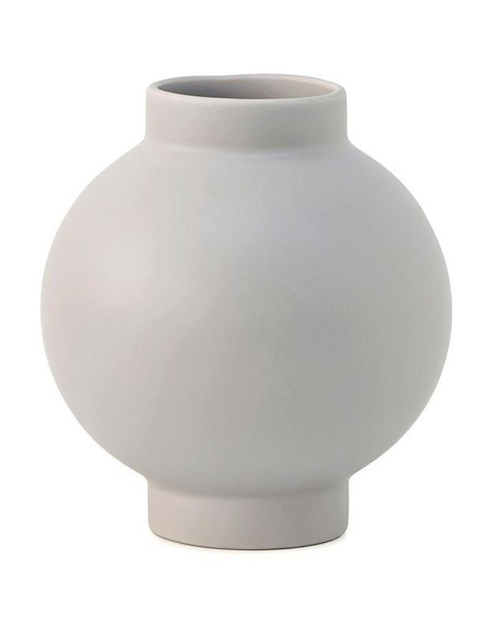 Suffolk 15cm Stoneware Vase in Cloud image 1