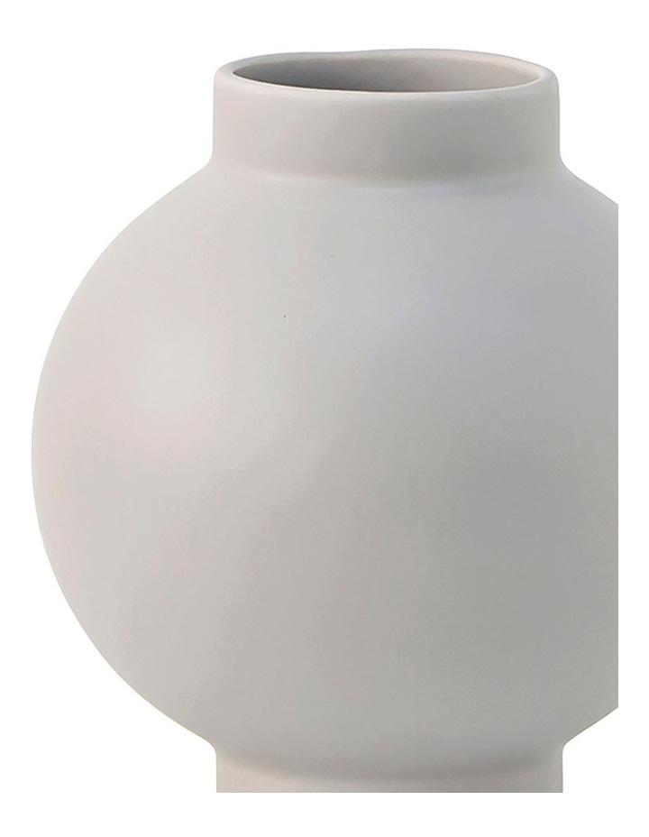 Suffolk 15cm Stoneware Vase in Cloud image 2