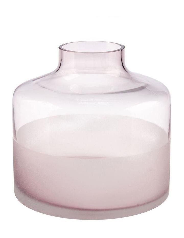 Daphne Vase 16cm Pink image 1