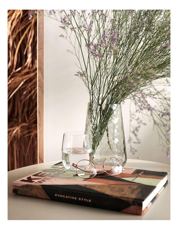 Linen House Luminous Vase Mint 20cm image 2