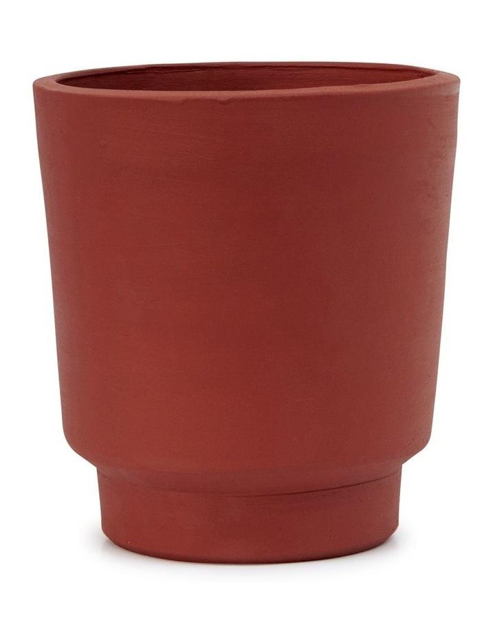 Millo Planter - 18cm - Plum image 1