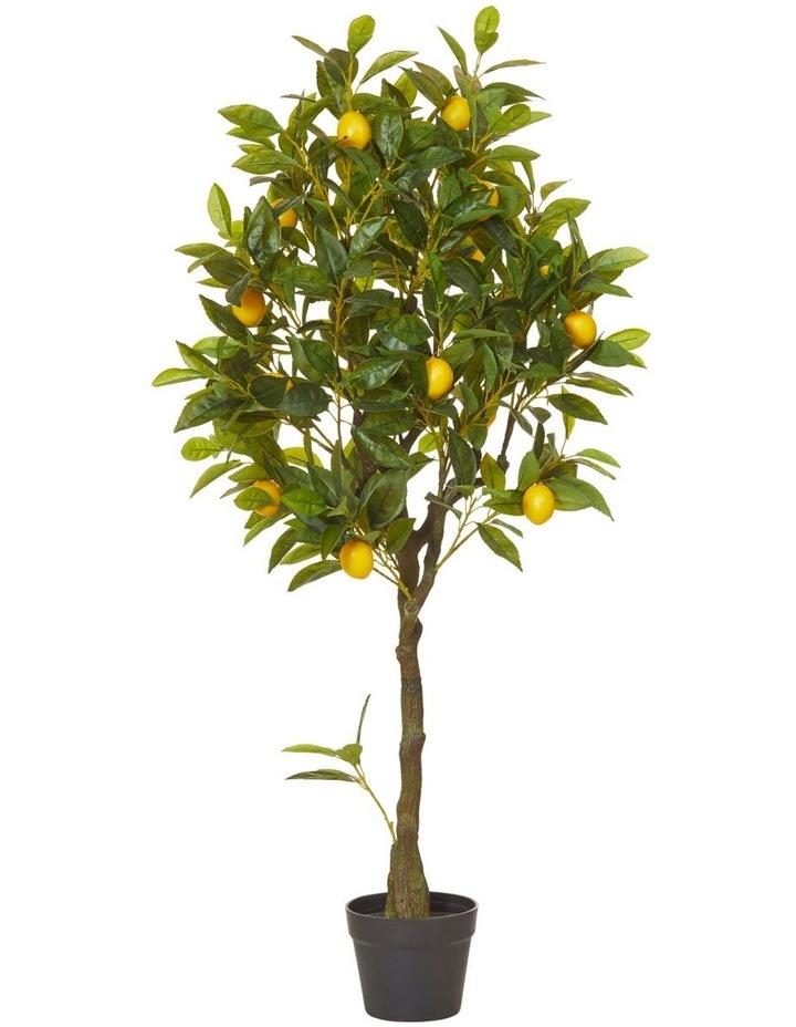 Rogue Lemon Artificial Tree 122cm image 1