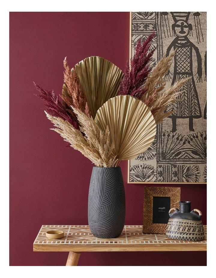 Dried Cut Fan Palm Stem 73cm image 2