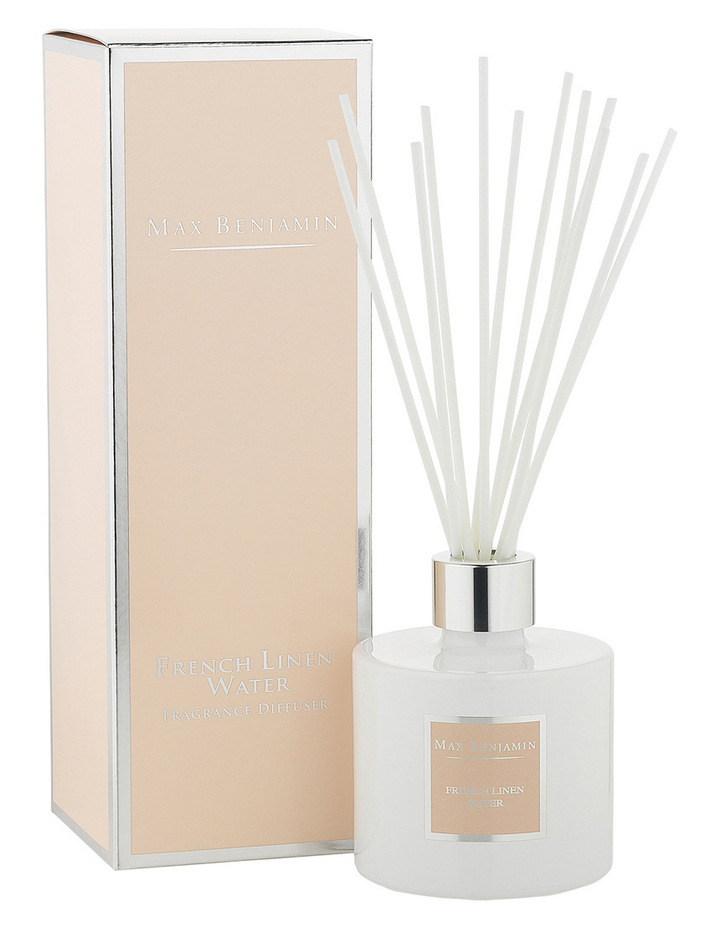 Classic Collection Fragrance Diffusers 150ml French Linen Water image 1