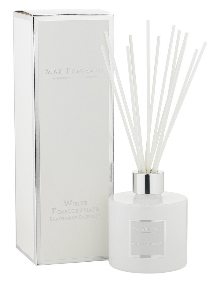 Classic Collection Fragrance Diffusers 150ml White Pomegranate image 1