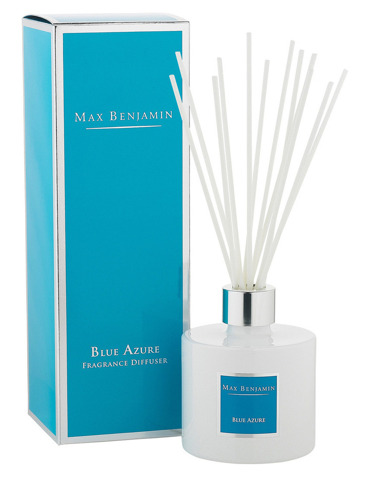 Classic Collection Fragrance Diffusers 150ml Blue Azure image 1