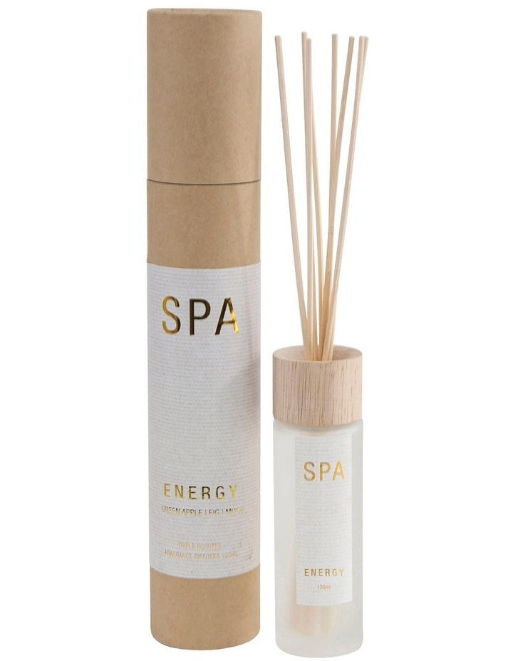 Spa Energy Diffuser - 120ML image 1