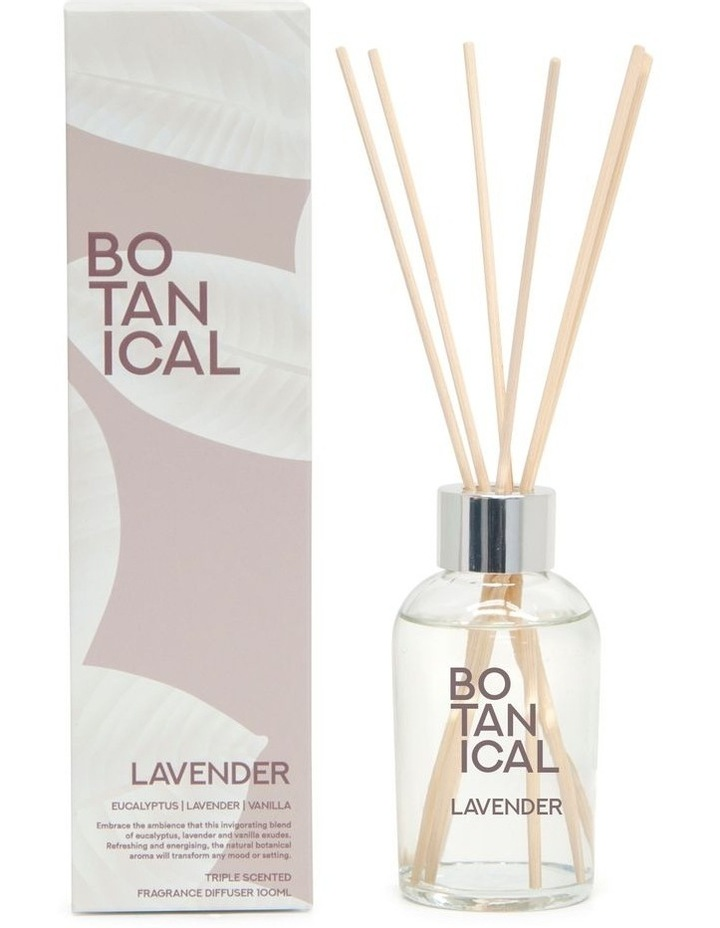 BOTANICAL Diffuser - Lavender - 100ml image 1