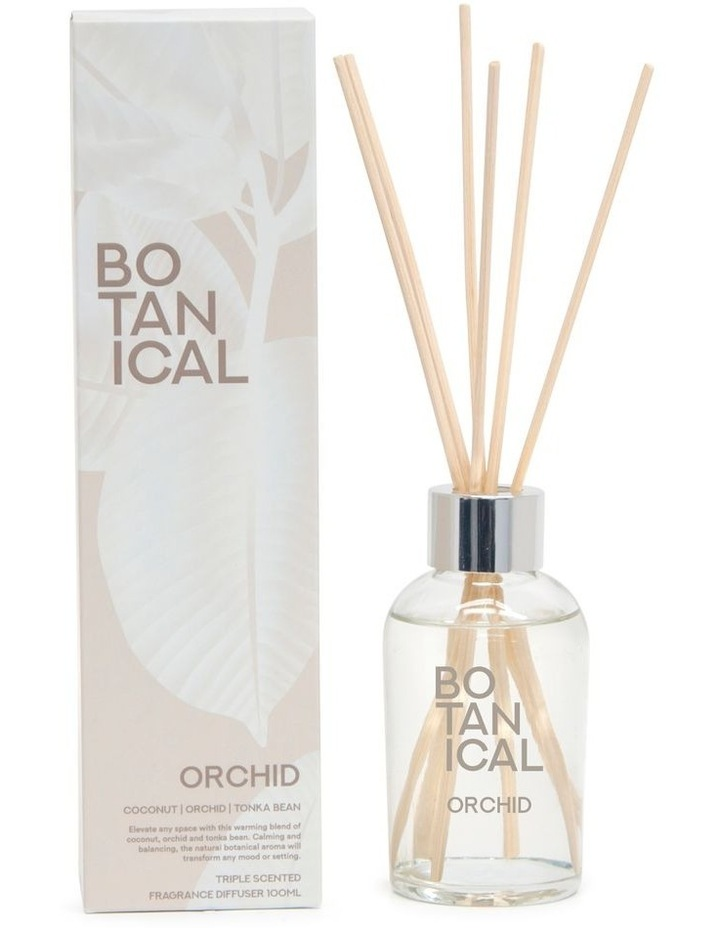BOTANICAL Diffuser - Orchid - 100ml image 1