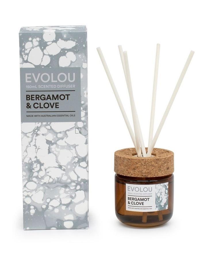 Evolou Diffuser - 150ml - Bergamot & Clove image 2