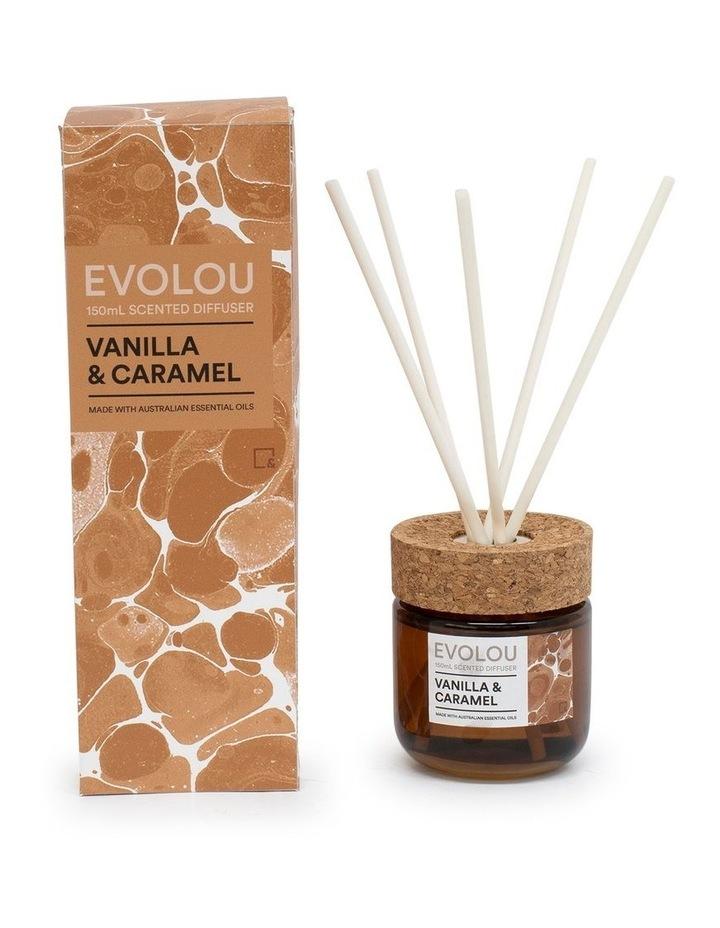 Evolou Diffuser - 150ml - Vanilla & Caramel image 2