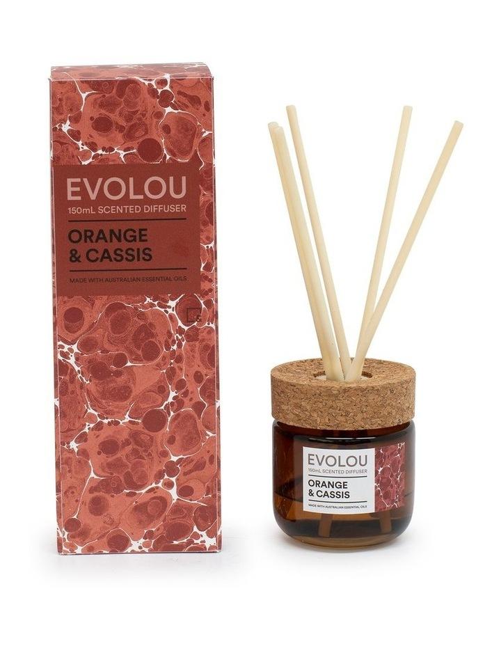 Evolou Diffuser - 150ml - Orange & Cassis image 2