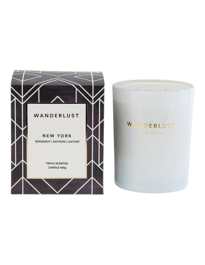 Wanderlust New York Candle - 425g image 1