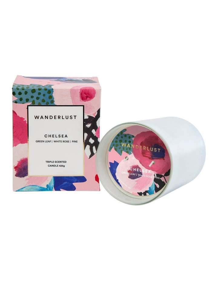 Wanderlust Chelsea Candle - 425g image 2