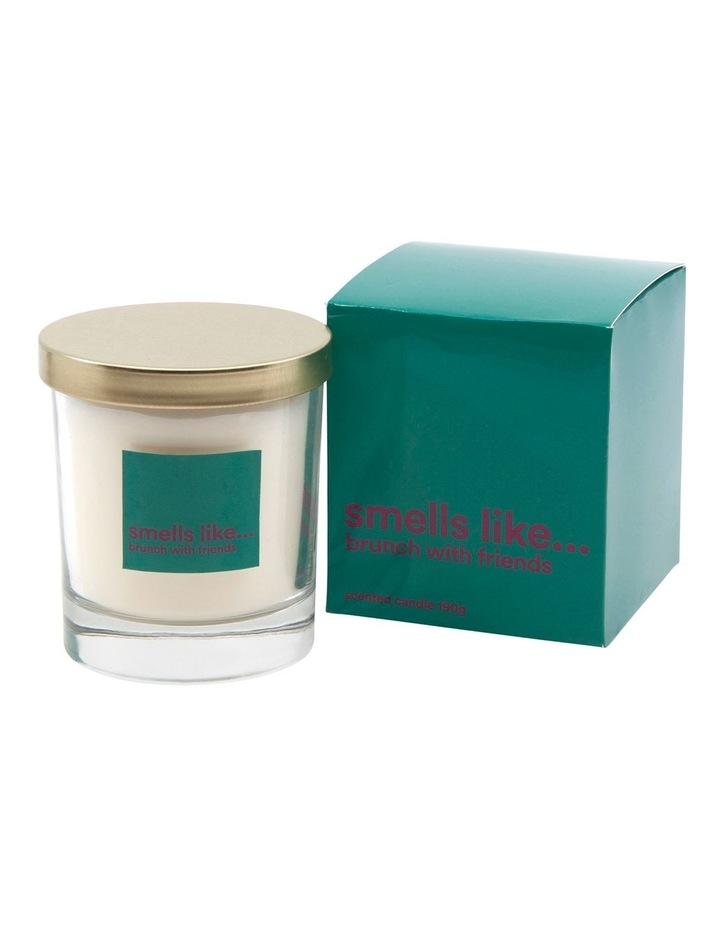 Smells Like Candle 190g - Brunch with Friends image 1