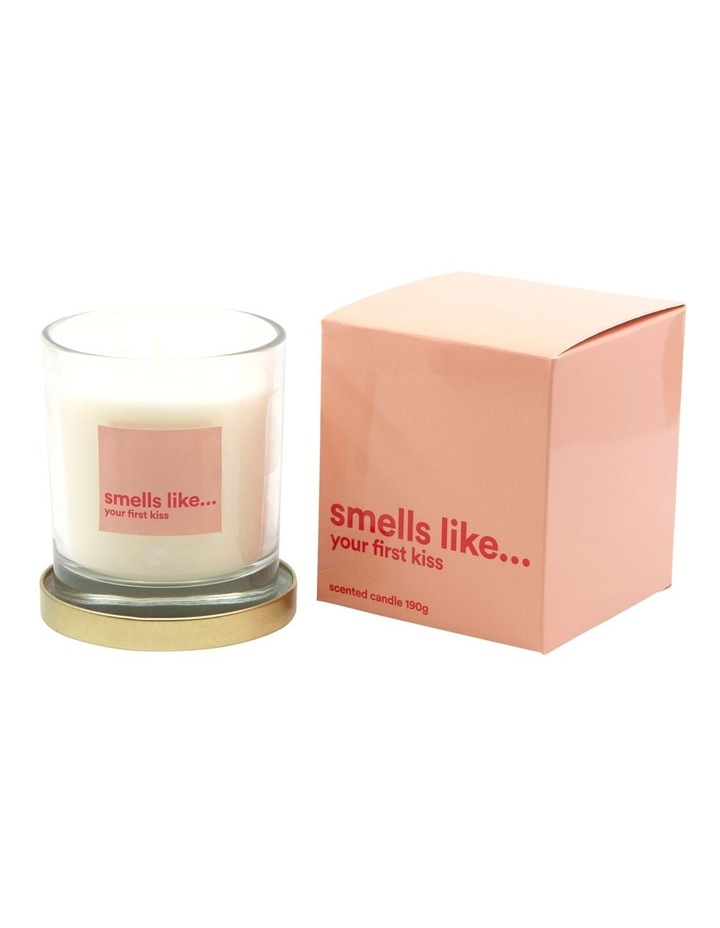 Smells Like Candle 190g - Your First Kiss image 1