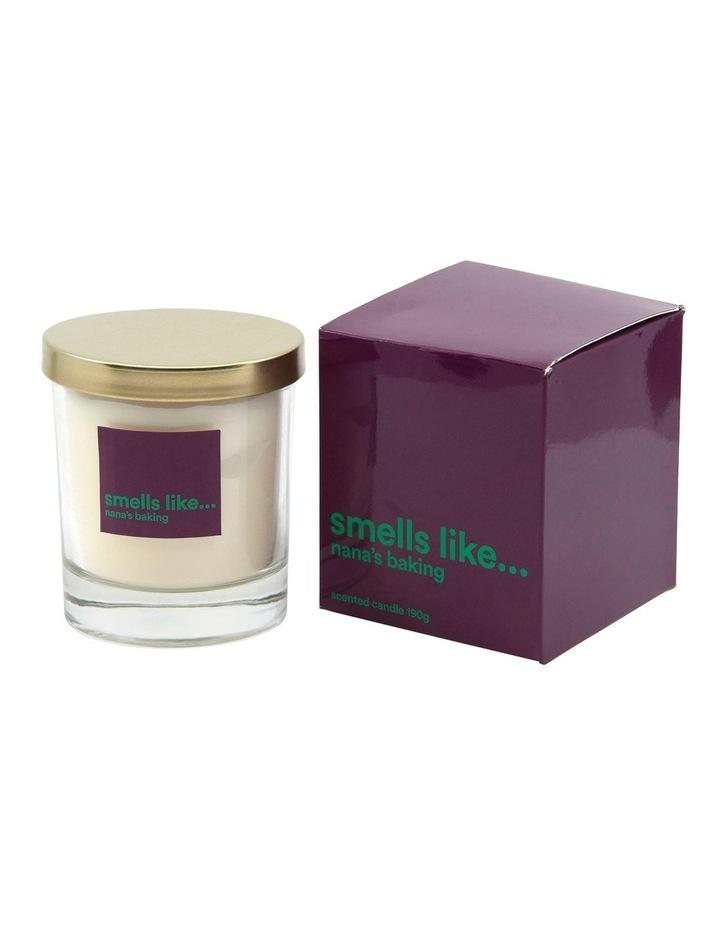 Smells Like Candle 190g - Nanas Baking image 1