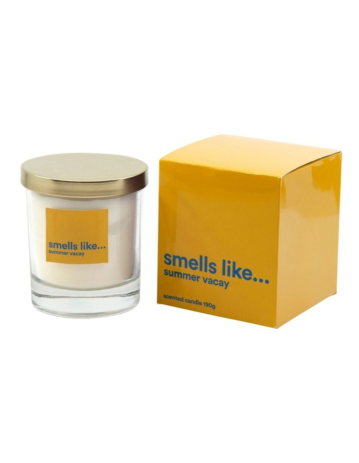 Smells Like Candle 190g - Summer Vacay image 1