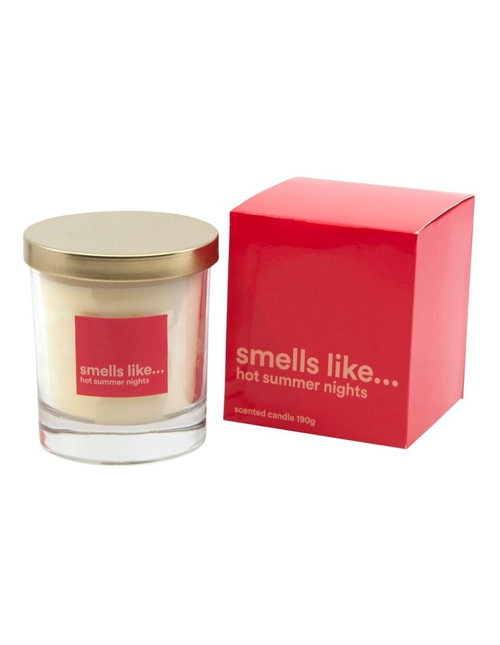 Smells Like Candle 190g - Hot Summer Nights image 1