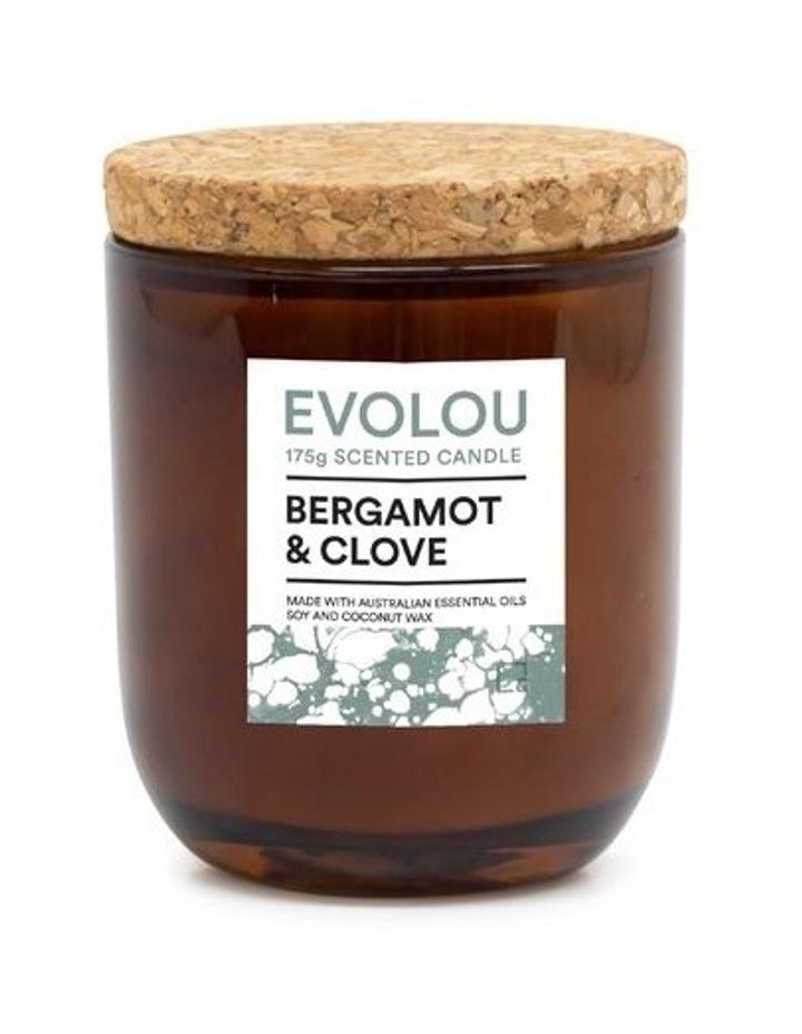 Evolou Candle Bergamot & Clove 175g image 1