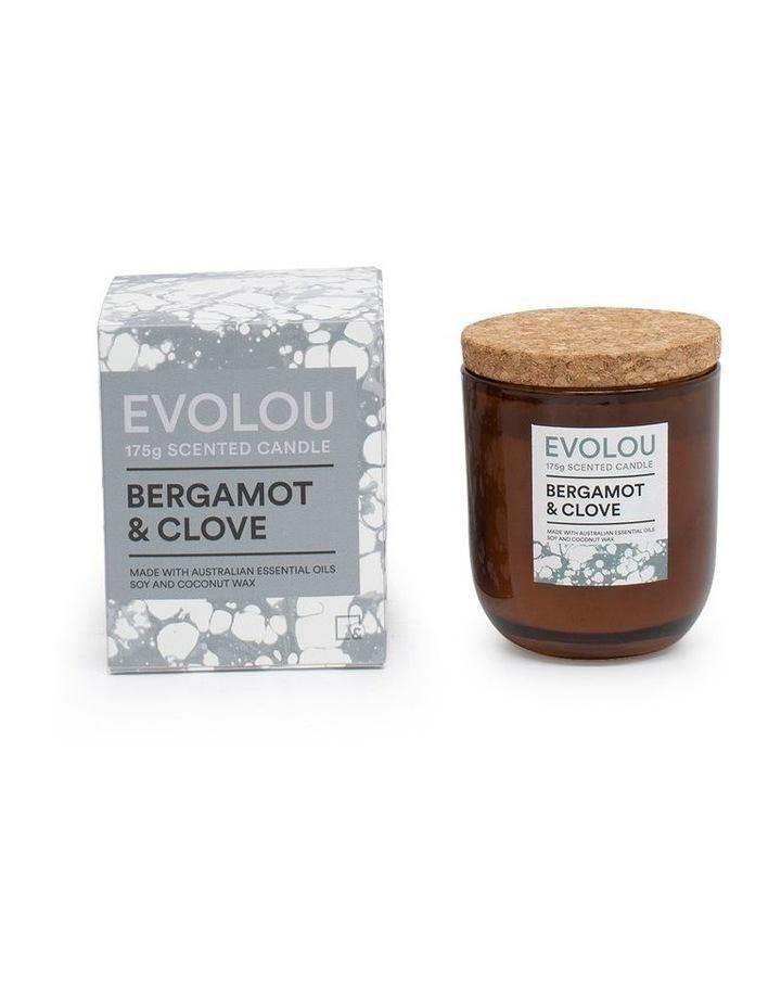 Evolou Candle Bergamot & Clove 175g image 2