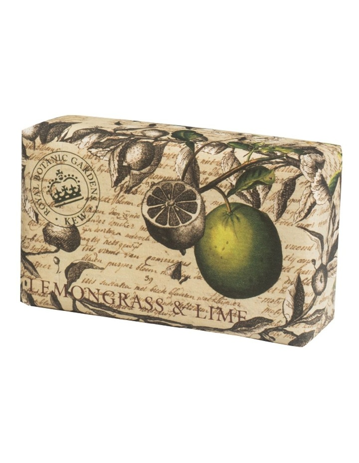 Kew Gardens 240g Soap Lemongrass & Lime image 1
