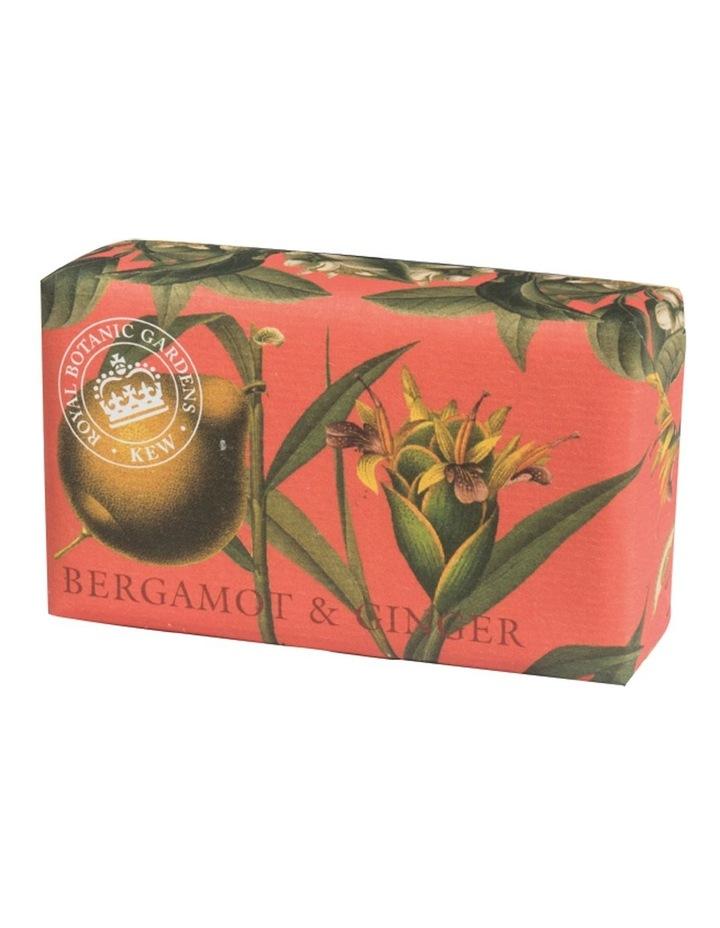 Kew Gardens 240g Soap Bergamot & Ginger image 1