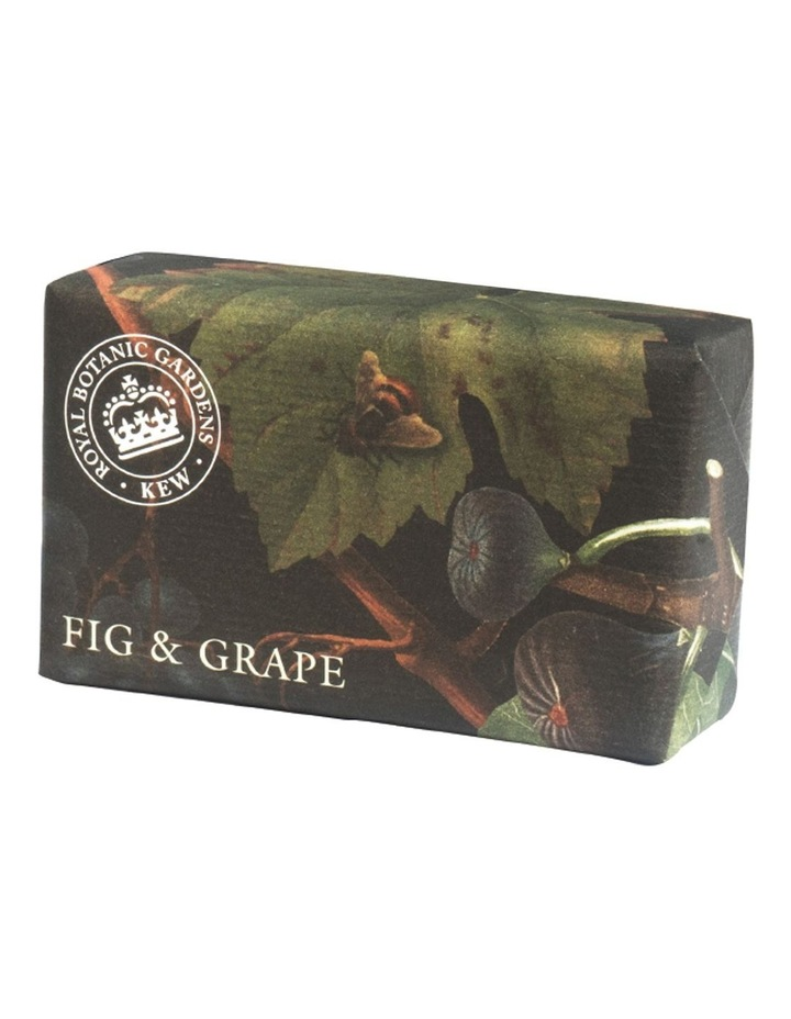 Kew Gardens 240g Soap Fig & Grape image 1