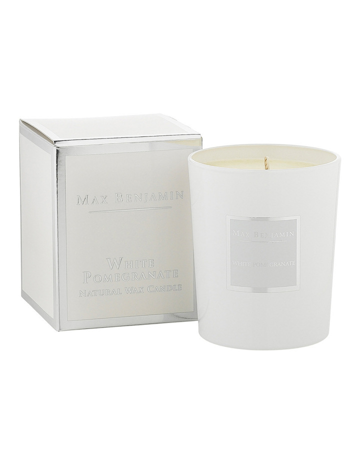 Classic Collection Candles 190g White Pomegranate image 1