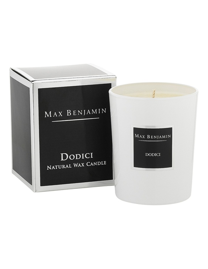 Classic Collection Candles 190g Dodici image 1