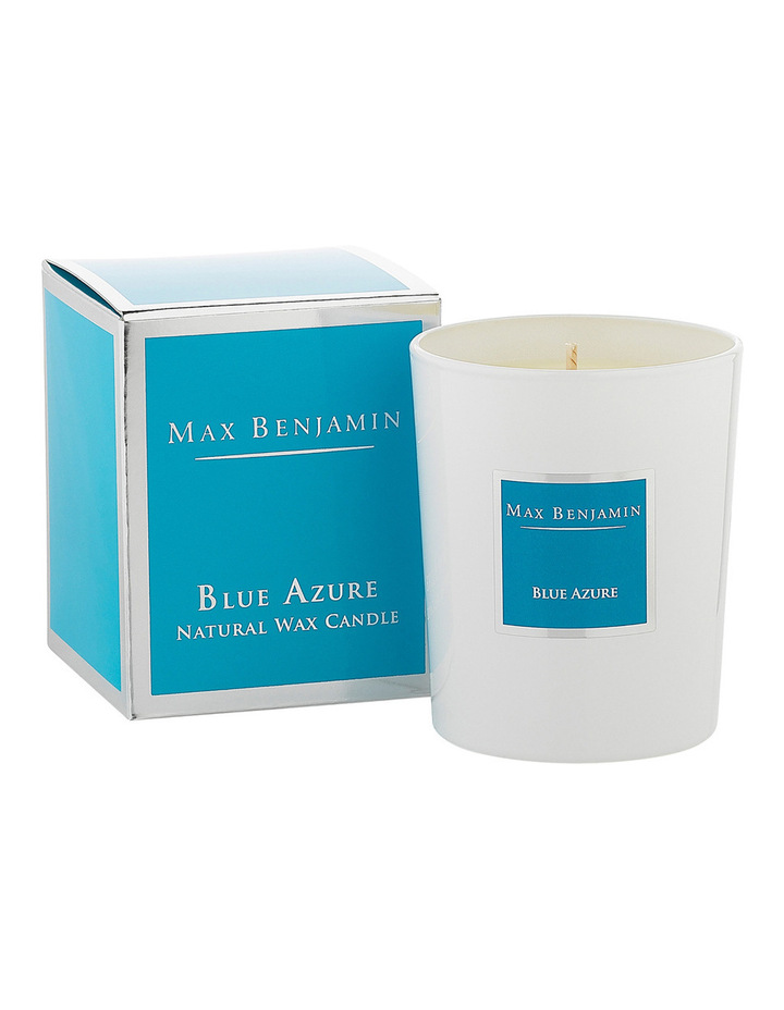 Classic Collection Candles 190g Blue Azure image 1