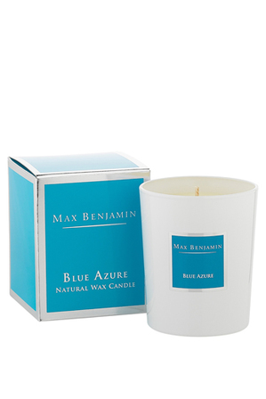 Max Benjamin - Classic Collection Candles 190g Blue Azure