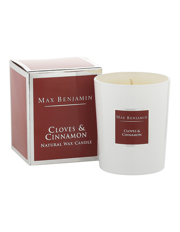 Classic Collection Candles 190g Cloves & Cinnamon image 1