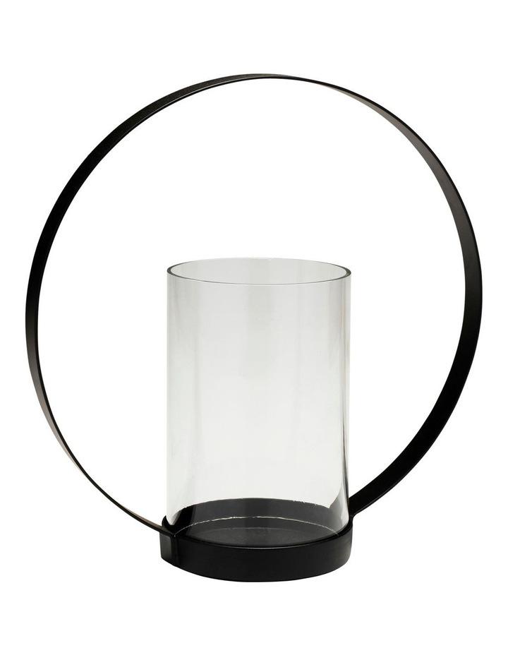 HALO Candle Holder - Black - Large image 1