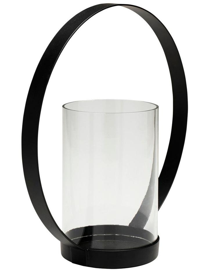 HALO Candle Holder - Black - Large image 2