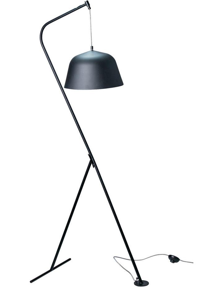 Juni Floor Lamp Black 150cm image 1