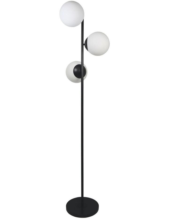 Soho Black Floor Lamp image 1