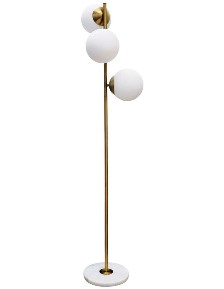 Soho Brass Floor Lamp image 1