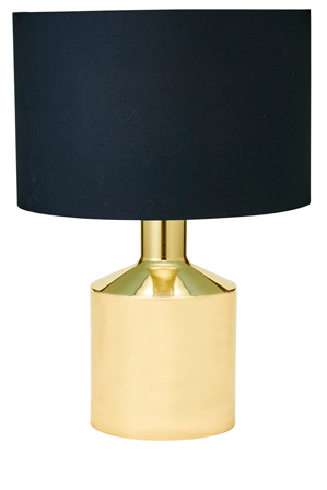 Add The Final Touch To Your Home Decor With The Saltu0026Pepper DUBAI Table  Lamp. The Modern 58cm Metal Table Lamp Will Be The Focus Of Any  Contemporary Space.