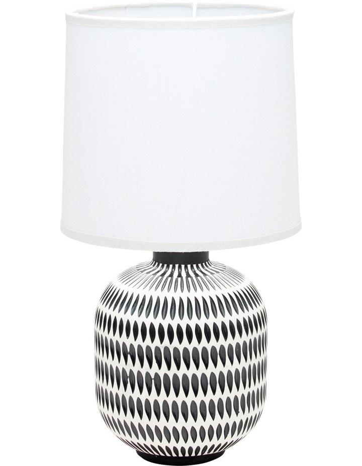 Kala Table Lamp Black image 1