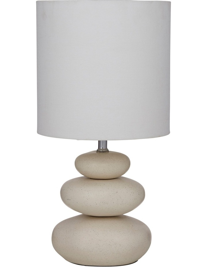 Pebble Table Lamp 46cm image 1