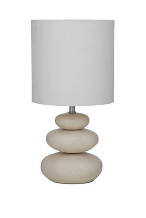 Amalfi - Pebble Table Lamp 46cm
