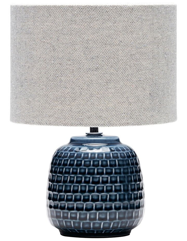 Louisa Table Lamp Frost image 1