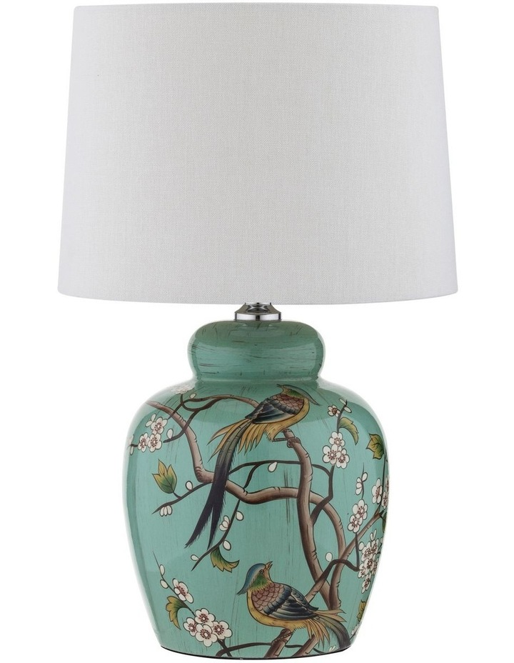 Hiromi Table Lamp Mint 31x55cm image 1