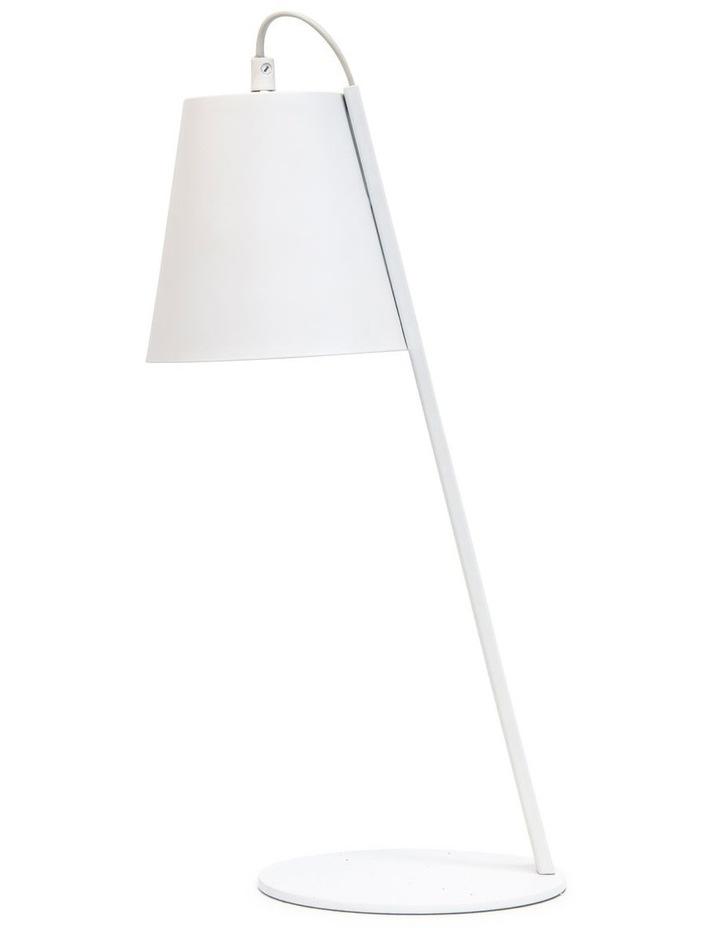 London Desk Lamp - 45cm - White image 1