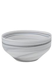 Anya - Marmo Bowl  13x26cm