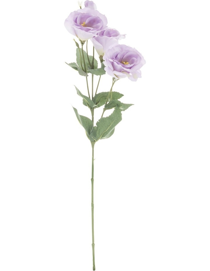 Garden Collection By Rogue Lisianthus Spray Purple image 1