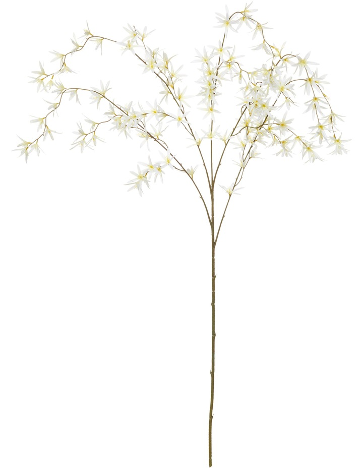 Garden Collection By Rogue Cascading Flower Spray White image 1